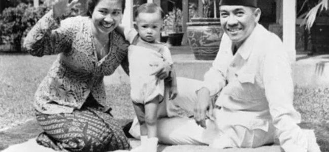 5. Inilah 9 Istri-Istri Soekarno, 7 Diantaranya Sudah Bercerai!